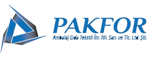 PAKFOR - PAKFOR AMBALAJ GIDA TEKSTİL İTHALAT İHRACAT SAN. VE TİC.LTD.ŞTİ.